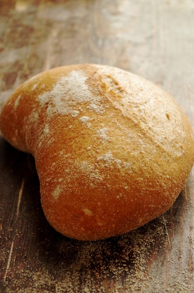 Хлебное тесто: еще раз работа над ошибками