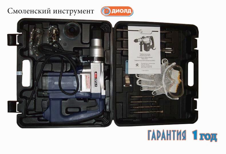 Ремонт перфоратора диолд прэ-7 своими руками