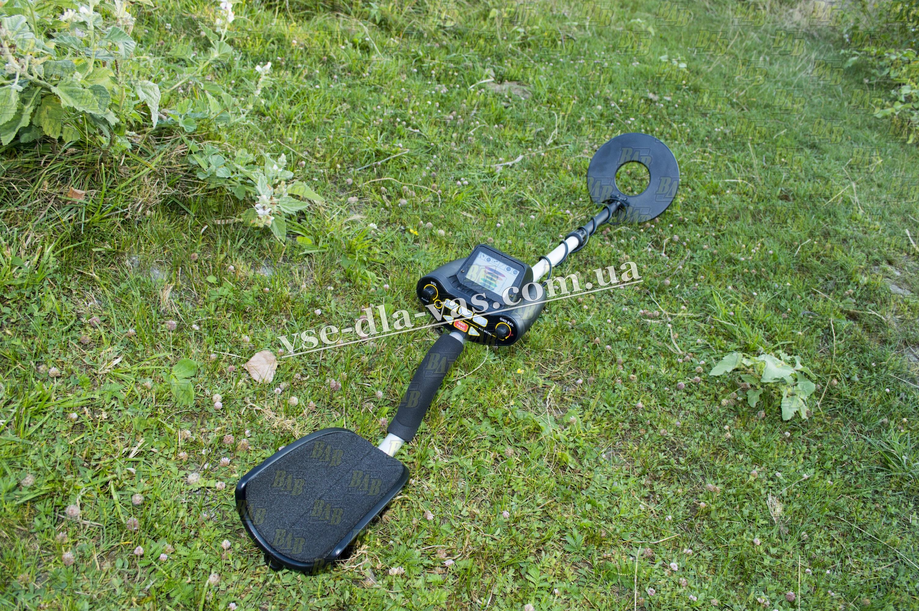 Купить металлоискатель Velleman MG 26