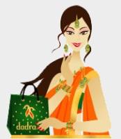 Индивидуальынй подход к клиентам индийского магазина Дадра