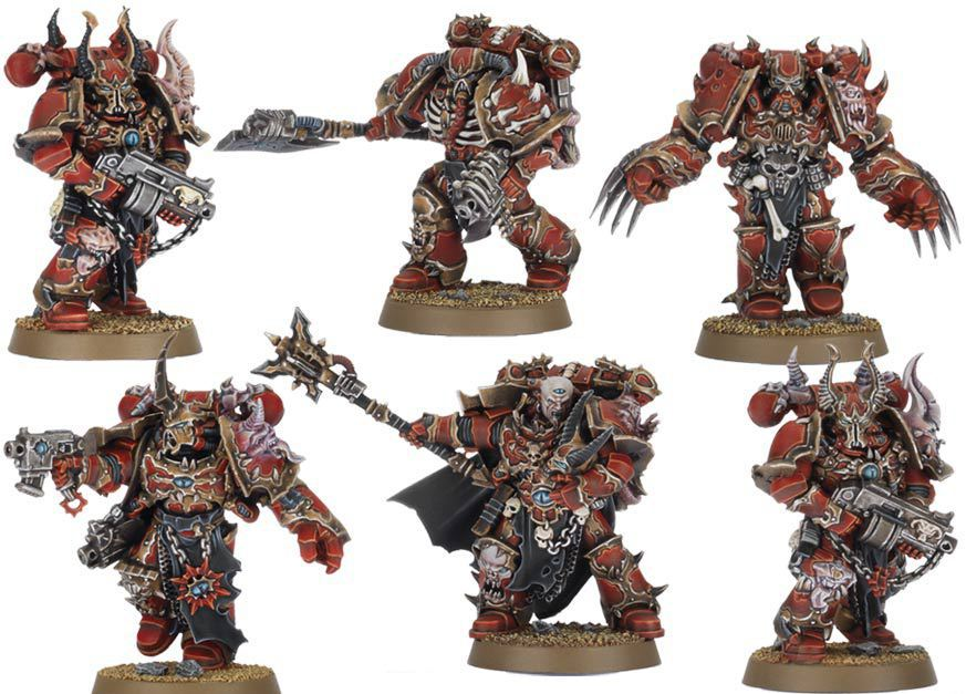 Warhammer 40.000, Начинающим