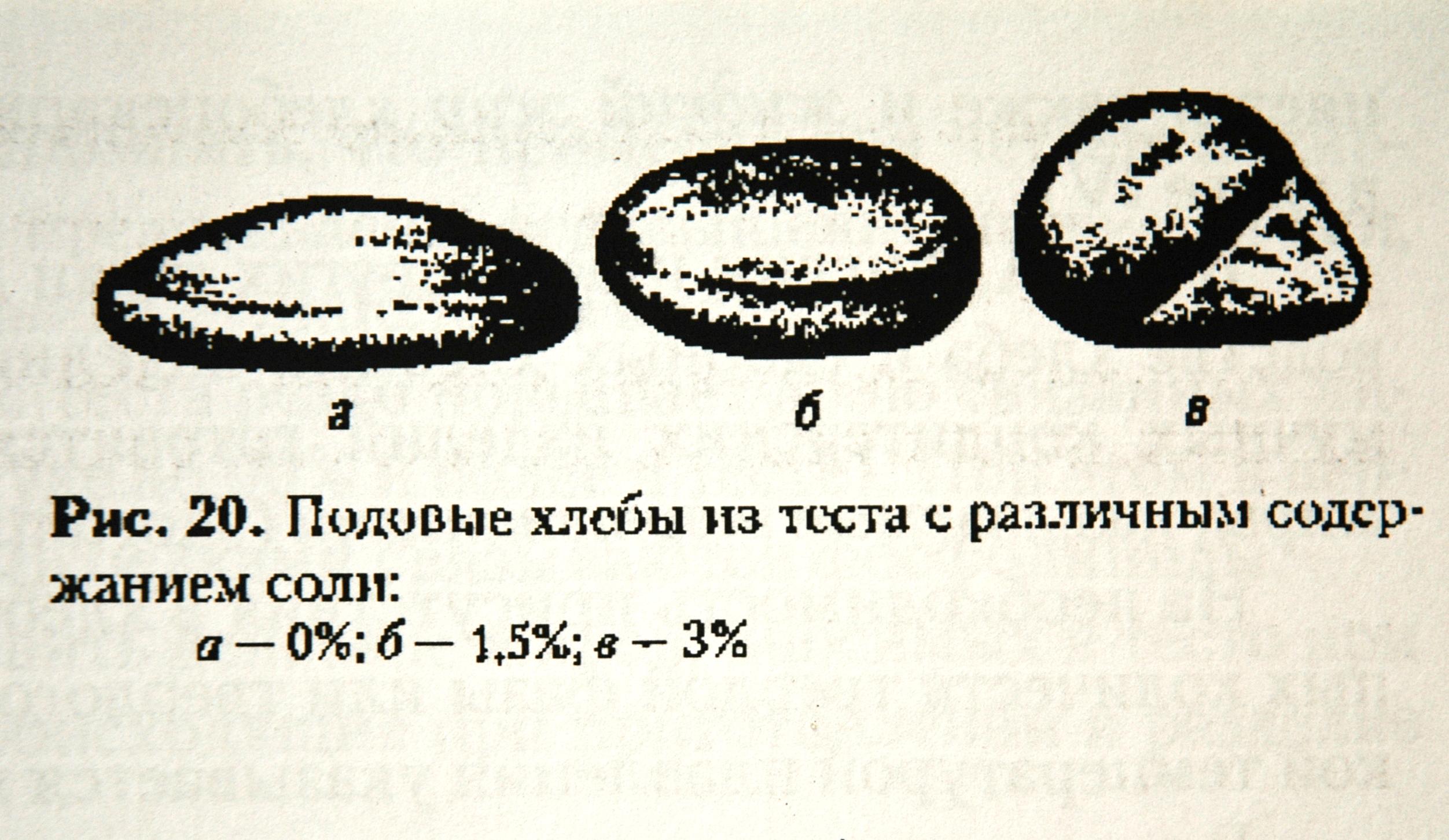 Хлеб-Соль - когда соль способна ускорить брожение