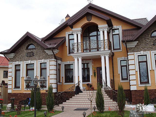 Дизайн и декор фасадов
