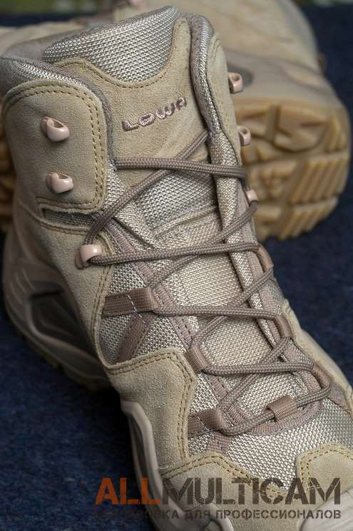 Обзор трекинговых ботинок Lowa Zephyr GTX Mid