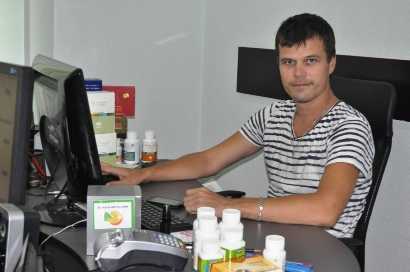 Представитель в Киеве Натуральные товары для здоровья и красы