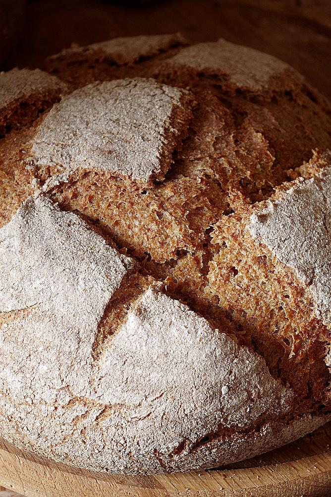 Особенности пшенично-ржаного теста