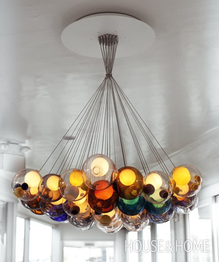 Bocci 28 series glass ball pendants are designed to cluster in hexagonal shapes which nestle into each other to create patterns as dictated by the needs of ... & replica BOCCI 28.72 pendant azcodes.com