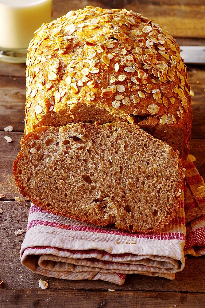 Хлеб своими руками с фото