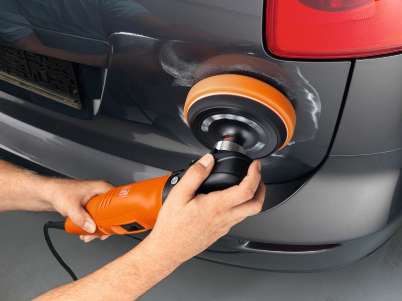 Что надо для полировки машины своими руками