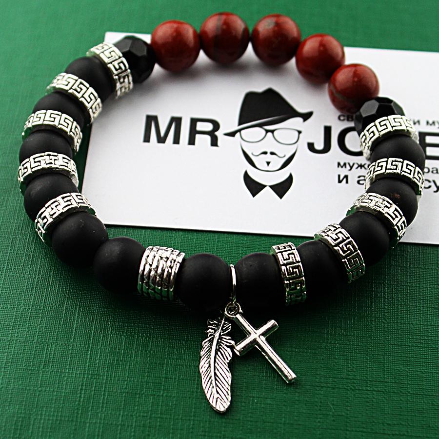 Модные мужские браслеты своими руками