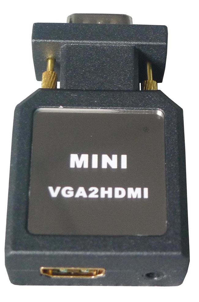 сигнал VGA - HDMI сигнал