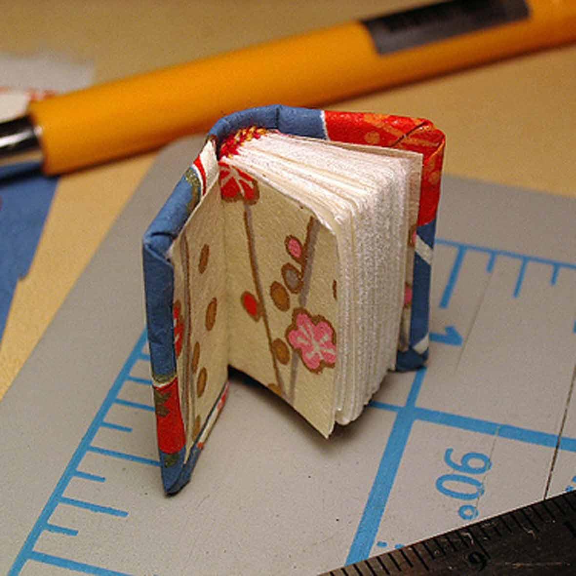 Мастер-класс: Изготовление книги