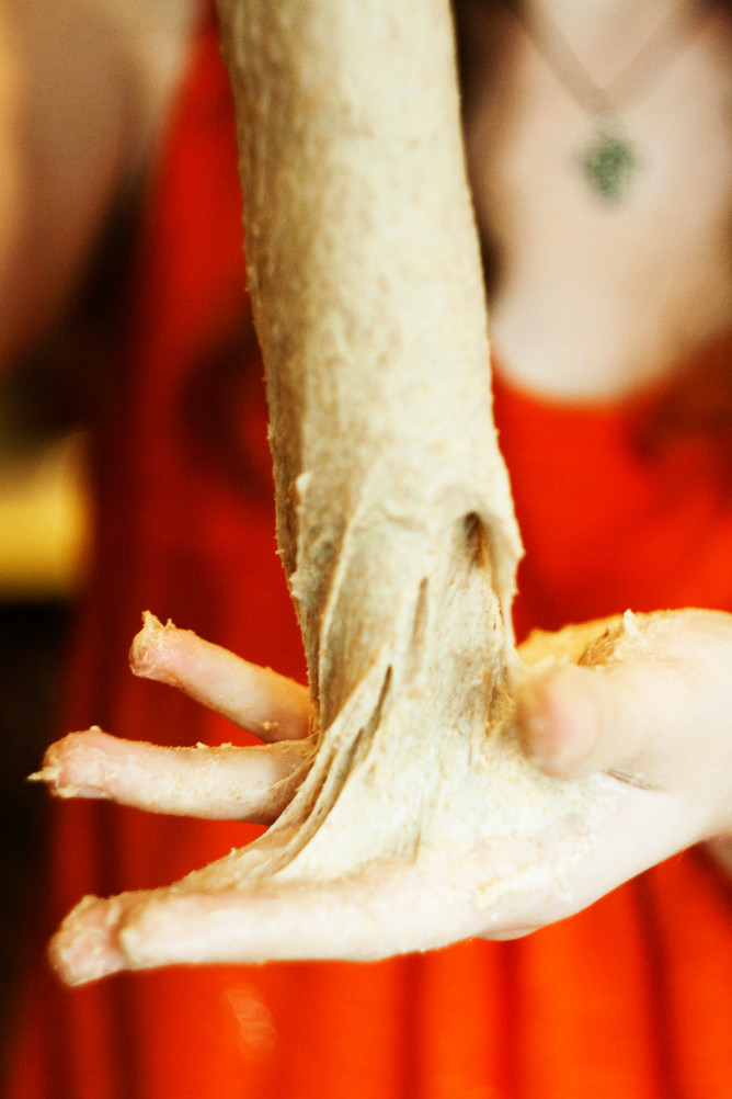 Про руки и крюки - особенности замеса хлебного теста