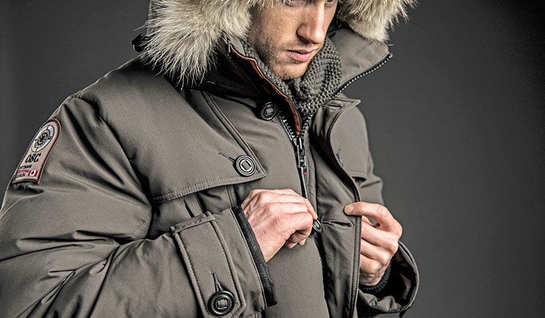 Канадские пуховики OSC - теплый ответ на холодную погоду.