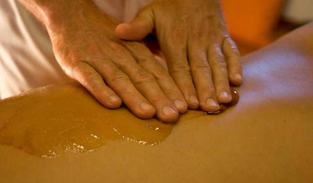 Антицеллюлитный массаж рук видео