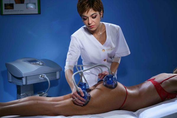 Лимфодренажный массаж аппаратный вакуумный массаж
