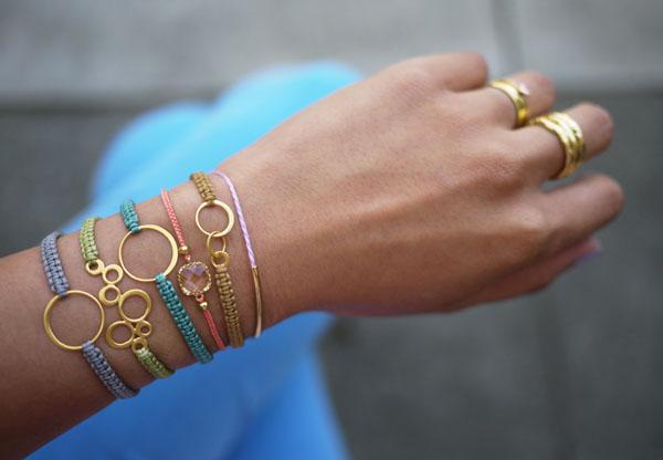 Как сделать самые красивые браслеты