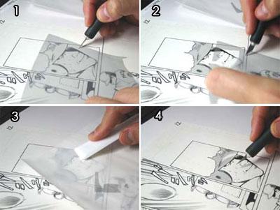 как рисовать мангу карандашом: