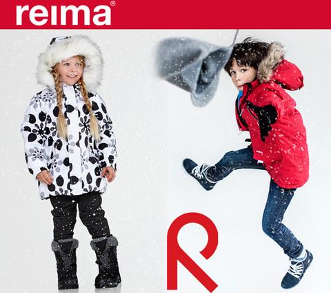 Reima одежда по каталогам