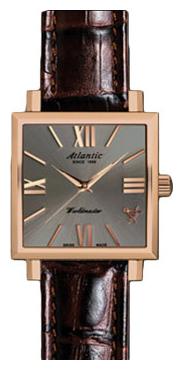 Atlantic 14350.44.48 - женские наручные часы из коллекции WorldmasterAtlantic<br><br><br>Бренд: Atlantic<br>Модель: Atlantic 14350.44.48<br>Артикул: 14350.44.48<br>Вариант артикула: None<br>Коллекция: Worldmaster<br>Подколлекция: None<br>Страна: Швейцария<br>Пол: женские<br>Тип механизма: кварцевые<br>Механизм: None<br>Количество камней: None<br>Автоподзавод: None<br>Источник энергии: от батарейки<br>Срок службы элемента питания: None<br>Дисплей: стрелки<br>Цифры: римские<br>Водозащита: WR 50<br>Противоударные: None<br>Материал корпуса: нерж. сталь, покрытие: позолота<br>Материал браслета: кожа<br>Материал безеля: None<br>Стекло: сапфировое<br>Антибликовое покрытие: None<br>Цвет корпуса: None<br>Цвет браслета: None<br>Цвет циферблата: None<br>Цвет безеля: None<br>Размеры: 29x29 мм<br>Диаметр: None<br>Диаметр корпуса: None<br>Толщина: None<br>Ширина ремешка: None<br>Вес: None<br>Спорт-функции: None<br>Подсветка: None<br>Вставка: None<br>Отображение даты: None<br>Хронограф: None<br>Таймер: None<br>Термометр: None<br>Хронометр: None<br>GPS: None<br>Радиосинхронизация: None<br>Барометр: None<br>Скелетон: None<br>Дополнительная информация: позолота 5 мкм<br>Дополнительные функции: None
