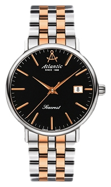 Atlantic 10356.43.61R - женские наручные часы из коллекции SeacrestAtlantic<br><br><br>Бренд: Atlantic<br>Модель: Atlantic 10356.43.61R<br>Артикул: 10356.43.61R<br>Вариант артикула: None<br>Коллекция: Seacrest<br>Подколлекция: None<br>Страна: Швейцария<br>Пол: женские<br>Тип механизма: кварцевые<br>Механизм: ETA F04.111<br>Количество камней: None<br>Автоподзавод: None<br>Источник энергии: от батарейки<br>Срок службы элемента питания: None<br>Дисплей: стрелки<br>Цифры: отсутствуют<br>Водозащита: WR 30<br>Противоударные: None<br>Материал корпуса: нерж. сталь<br>Материал браслета: нерж. сталь, PVD покрытие (частичное)<br>Материал безеля: None<br>Стекло: сапфировое<br>Антибликовое покрытие: None<br>Цвет корпуса: None<br>Цвет браслета: None<br>Цвет циферблата: None<br>Цвет безеля: None<br>Размеры: 28 мм<br>Диаметр: None<br>Диаметр корпуса: None<br>Толщина: None<br>Ширина ремешка: None<br>Вес: None<br>Спорт-функции: None<br>Подсветка: None<br>Вставка: None<br>Отображение даты: число<br>Хронограф: None<br>Таймер: None<br>Термометр: None<br>Хронометр: None<br>GPS: None<br>Радиосинхронизация: None<br>Барометр: None<br>Скелетон: None<br>Дополнительная информация: None<br>Дополнительные функции: None