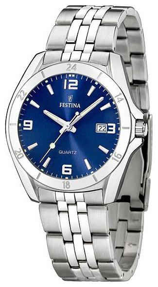 Festina F16278.3 - мужские наручные часы из коллекции SportFestina<br><br><br>Бренд: Festina<br>Модель: Festina F16278/3<br>Артикул: F16278.3<br>Вариант артикула: None<br>Коллекция: Sport<br>Подколлекция: None<br>Страна: Испания<br>Пол: мужские<br>Тип механизма: кварцевые<br>Механизм: Miyota GM10<br>Количество камней: None<br>Автоподзавод: None<br>Источник энергии: от батарейки<br>Срок службы элемента питания: None<br>Дисплей: стрелки<br>Цифры: арабские<br>Водозащита: WR 100<br>Противоударные: None<br>Материал корпуса: нерж. сталь<br>Материал браслета: не указан<br>Материал безеля: None<br>Стекло: минеральное<br>Антибликовое покрытие: None<br>Цвет корпуса: None<br>Цвет браслета: None<br>Цвет циферблата: None<br>Цвет безеля: None<br>Размеры: 41x41 мм<br>Диаметр: None<br>Диаметр корпуса: None<br>Толщина: None<br>Ширина ремешка: None<br>Вес: None<br>Спорт-функции: None<br>Подсветка: стрелок<br>Вставка: None<br>Отображение даты: число<br>Хронограф: None<br>Таймер: None<br>Термометр: None<br>Хронометр: None<br>GPS: None<br>Радиосинхронизация: None<br>Барометр: None<br>Скелетон: None<br>Дополнительная информация: None<br>Дополнительные функции: None