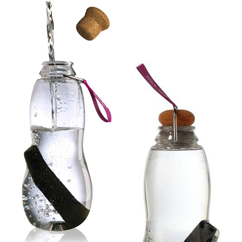 Эко-бутылка Eau good с фильтром фиолетовая EG003Бутылочки<br>Сделайте воду из-под крана полезной. Как? Очень просто – используйте бутылку со специальным фильтром-ионизатором.<br>В основе уникальной технологии очищения воды - угольный фильтр Binchotan, широко используемый в Японии аж с 17 века. Он удивительно эффективно убирает хлор, минерализует воду и выравнивает PH-баланс. Сохраняет свою активность 6 месяцев и утилизируется без вреда для экологии (а это важно!). Если вы наполняете бутылку 1 раз в день, через 3 месяца прокипятите фильтр в течение 10 минут, дайте высохнуть и используйте снова.<br>Бутылка из прочного пищевого пластика, похожего на стекло, только гораздо легче - выдержит любой удар.<br>Обычный пластик разлагается сотни лет, так что лучше не засорять планету и использовать многоразовую бутылку, тем более, если она так стильно выглядит! Объем 800 мл.<br>Наполните бутылку, поставьте в холодильник и через 6-8 часов вы получите чистую и вкусную воду.<br>