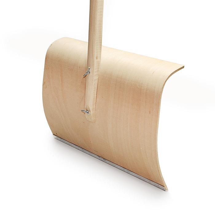 Как сделать деревянную детскую лопатку