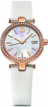 Cover CO147.06 - женские наручные часы из коллекции Brilliant timesCover<br>Механизм ETA 902.101. Корпус украшен кристаллами Swarovski. Перламутровый циферблат. Текстильный ремешок. Диаметр корпуса 28 мм.<br><br>Бренд: Cover<br>Модель: Cover CO147.06<br>Артикул: CO147.06<br>Вариант артикула: None<br>Коллекция: Brilliant times<br>Подколлекция: None<br>Страна: Швейцария<br>Пол: женские<br>Тип механизма: None<br>Механизм: кварцевые<br>Количество камней: None<br>Автоподзавод: None<br>Источник энергии: None<br>Срок службы элемента питания: None<br>Дисплей: None<br>Цифры: None<br>Водозащита: WR 50<br>Противоударные: None<br>Материал корпуса: Нержавеющая сталь + позолота<br>Материал браслета: None<br>Материал безеля: None<br>Стекло: сапфировое<br>Антибликовое покрытие: None<br>Цвет корпуса: None<br>Цвет браслета: None<br>Цвет циферблата: None<br>Цвет безеля: None<br>Размеры: None<br>Диаметр: None<br>Диаметр корпуса: None<br>Толщина: None<br>Ширина ремешка: None<br>Вес: None<br>Спорт-функции: None<br>Подсветка: None<br>Вставка: None<br>Отображение даты: None<br>Хронограф: None<br>Таймер: None<br>Термометр: None<br>Хронометр: None<br>GPS: None<br>Радиосинхронизация: None<br>Барометр: None<br>Скелетон: None<br>Дополнительная информация: None<br>Дополнительные функции: None