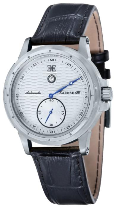 Thomas Earnshaw ES-8045-02 - мужские наручные часы из коллекции AshtonThomas Earnshaw<br><br><br>Бренд: Thomas Earnshaw<br>Модель: Thomas Earnshaw ES-8045-02<br>Артикул: ES-8045-02<br>Вариант артикула: None<br>Коллекция: Ashton<br>Подколлекция: None<br>Страна: Великобритания<br>Пол: мужские<br>Тип механизма: механические<br>Механизм: None<br>Количество камней: None<br>Автоподзавод: None<br>Источник энергии: пружинный механизм<br>Срок службы элемента питания: None<br>Дисплей: стрелки<br>Цифры: арабские<br>Водозащита: WR 50<br>Противоударные: None<br>Материал корпуса: нерж. сталь<br>Материал браслета: кожа<br>Материал безеля: None<br>Стекло: минеральное<br>Антибликовое покрытие: None<br>Цвет корпуса: None<br>Цвет браслета: None<br>Цвет циферблата: None<br>Цвет безеля: None<br>Размеры: 42 мм<br>Диаметр: None<br>Диаметр корпуса: None<br>Толщина: None<br>Ширина ремешка: None<br>Вес: None<br>Спорт-функции: None<br>Подсветка: None<br>Вставка: None<br>Отображение даты: None<br>Хронограф: None<br>Таймер: None<br>Термометр: None<br>Хронометр: None<br>GPS: None<br>Радиосинхронизация: None<br>Барометр: None<br>Скелетон: None<br>Дополнительная информация: None<br>Дополнительные функции: None