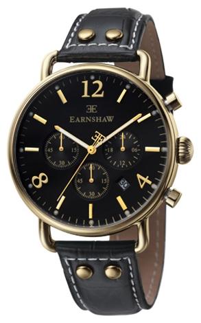 Thomas Earnshaw ES-8001-01 - мужские наручные часы из коллекции InvestigatorThomas Earnshaw<br><br><br>Бренд: Thomas Earnshaw<br>Модель: Thomas Earnshaw ES-8001-01<br>Артикул: ES-8001-01<br>Вариант артикула: None<br>Коллекция: Investigator<br>Подколлекция: None<br>Страна: Великобритания<br>Пол: мужские<br>Тип механизма: кварцевые<br>Механизм: None<br>Количество камней: None<br>Автоподзавод: None<br>Источник энергии: от батарейки<br>Срок службы элемента питания: None<br>Дисплей: стрелки<br>Цифры: арабские<br>Водозащита: WR 50<br>Противоударные: None<br>Материал корпуса: нерж. сталь, IP покрытие: позолота (полное)<br>Материал браслета: кожа<br>Материал безеля: None<br>Стекло: минеральное<br>Антибликовое покрытие: None<br>Цвет корпуса: None<br>Цвет браслета: None<br>Цвет циферблата: None<br>Цвет безеля: None<br>Размеры: 43 мм<br>Диаметр: None<br>Диаметр корпуса: None<br>Толщина: None<br>Ширина ремешка: None<br>Вес: None<br>Спорт-функции: секундомер<br>Подсветка: стрелок<br>Вставка: None<br>Отображение даты: число<br>Хронограф: есть<br>Таймер: None<br>Термометр: None<br>Хронометр: None<br>GPS: None<br>Радиосинхронизация: None<br>Барометр: None<br>Скелетон: None<br>Дополнительная информация: None<br>Дополнительные функции: None