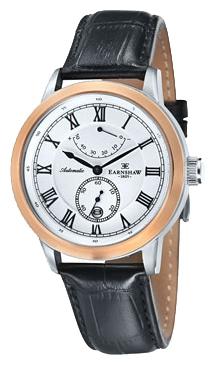 Thomas Earnshaw ES-8035-02 - мужские наручные часы из коллекции ChanceryThomas Earnshaw<br><br><br>Бренд: Thomas Earnshaw<br>Модель: Thomas Earnshaw ES-8035-02<br>Артикул: ES-8035-02<br>Вариант артикула: None<br>Коллекция: Chancery<br>Подколлекция: None<br>Страна: Великобритания<br>Пол: мужские<br>Тип механизма: механические<br>Механизм: None<br>Количество камней: None<br>Автоподзавод: None<br>Источник энергии: пружинный механизм<br>Срок службы элемента питания: None<br>Дисплей: стрелки<br>Цифры: римские<br>Водозащита: WR 50<br>Противоударные: None<br>Материал корпуса: нерж. сталь, PVD покрытие: позолота (частичное)<br>Материал браслета: кожа (не указан)<br>Материал безеля: None<br>Стекло: минеральное<br>Антибликовое покрытие: None<br>Цвет корпуса: None<br>Цвет браслета: None<br>Цвет циферблата: None<br>Цвет безеля: None<br>Размеры: 44x14 мм<br>Диаметр: None<br>Диаметр корпуса: None<br>Толщина: None<br>Ширина ремешка: None<br>Вес: None<br>Спорт-функции: None<br>Подсветка: None<br>Вставка: None<br>Отображение даты: число<br>Хронограф: None<br>Таймер: None<br>Термометр: None<br>Хронометр: None<br>GPS: None<br>Радиосинхронизация: None<br>Барометр: None<br>Скелетон: None<br>Дополнительная информация: None<br>Дополнительные функции: индикатор запаса хода