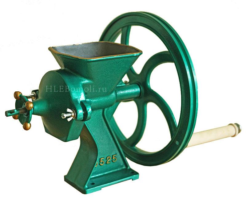 Электрическая мельница для зерна своими руками