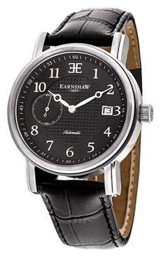 Thomas Earnshaw ES-8027-01 - мужские наручные часы из коллекции FitzroyThomas Earnshaw<br><br><br>Бренд: Thomas Earnshaw<br>Модель: Thomas Earnshaw ES-8027-01<br>Артикул: ES-8027-01<br>Вариант артикула: None<br>Коллекция: Fitzroy<br>Подколлекция: None<br>Страна: Великобритания<br>Пол: мужские<br>Тип механизма: механические<br>Механизм: None<br>Количество камней: None<br>Автоподзавод: None<br>Источник энергии: пружинный механизм<br>Срок службы элемента питания: None<br>Дисплей: стрелки<br>Цифры: арабские<br>Водозащита: WR 50<br>Противоударные: None<br>Материал корпуса: нерж. сталь<br>Материал браслета: кожа<br>Материал безеля: None<br>Стекло: минеральное<br>Антибликовое покрытие: None<br>Цвет корпуса: None<br>Цвет браслета: None<br>Цвет циферблата: None<br>Цвет безеля: None<br>Размеры: 42 мм<br>Диаметр: None<br>Диаметр корпуса: None<br>Толщина: None<br>Ширина ремешка: None<br>Вес: 110 г<br>Спорт-функции: None<br>Подсветка: None<br>Вставка: None<br>Отображение даты: число<br>Хронограф: None<br>Таймер: None<br>Термометр: None<br>Хронометр: None<br>GPS: None<br>Радиосинхронизация: None<br>Барометр: None<br>Скелетон: None<br>Дополнительная информация: None<br>Дополнительные функции: None
