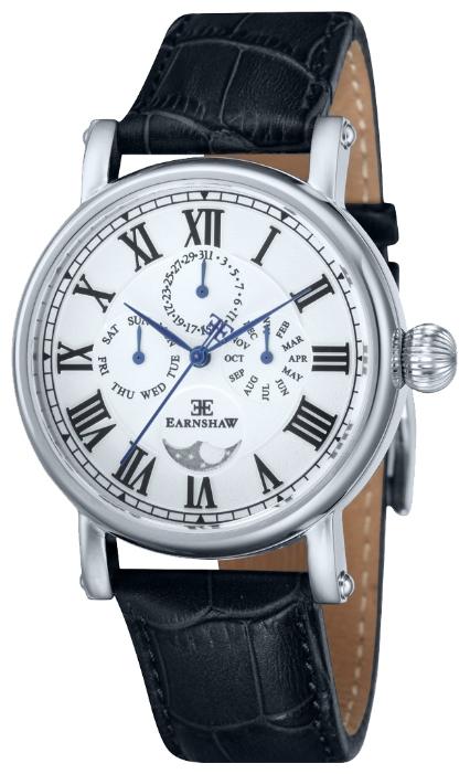 Thomas Earnshaw ES-8031-01 - мужские наручные часы из коллекции MaskelyneThomas Earnshaw<br><br><br>Бренд: Thomas Earnshaw<br>Модель: Thomas Earnshaw ES-8031-01<br>Артикул: ES-8031-01<br>Вариант артикула: None<br>Коллекция: Maskelyne<br>Подколлекция: None<br>Страна: Великобритания<br>Пол: мужские<br>Тип механизма: кварцевые<br>Механизм: None<br>Количество камней: None<br>Автоподзавод: None<br>Источник энергии: от батарейки<br>Срок службы элемента питания: None<br>Дисплей: стрелки<br>Цифры: римские<br>Водозащита: WR 50<br>Противоударные: None<br>Материал корпуса: нерж. сталь<br>Материал браслета: кожа<br>Материал безеля: None<br>Стекло: минеральное<br>Антибликовое покрытие: None<br>Цвет корпуса: None<br>Цвет браслета: None<br>Цвет циферблата: None<br>Цвет безеля: None<br>Размеры: 42 мм<br>Диаметр: None<br>Диаметр корпуса: None<br>Толщина: None<br>Ширина ремешка: None<br>Вес: None<br>Спорт-функции: None<br>Подсветка: None<br>Вставка: None<br>Отображение даты: число, месяц, день недели<br>Хронограф: None<br>Таймер: None<br>Термометр: None<br>Хронометр: None<br>GPS: None<br>Радиосинхронизация: None<br>Барометр: None<br>Скелетон: None<br>Дополнительная информация: None<br>Дополнительные функции: указатель фаз луны