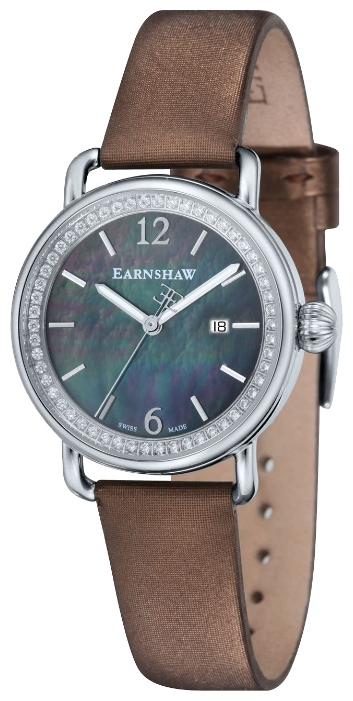 Thomas Earnshaw ES-0022-03 - женские наручные часы из коллекции InvestigatorThomas Earnshaw<br><br><br>Бренд: Thomas Earnshaw<br>Модель: Thomas Earnshaw ES-0022-03<br>Артикул: ES-0022-03<br>Вариант артикула: None<br>Коллекция: Investigator<br>Подколлекция: None<br>Страна: Великобритания<br>Пол: женские<br>Тип механизма: кварцевые<br>Механизм: None<br>Количество камней: None<br>Автоподзавод: None<br>Источник энергии: от батарейки<br>Срок службы элемента питания: None<br>Дисплей: стрелки<br>Цифры: арабские<br>Водозащита: WR 50<br>Противоударные: None<br>Материал корпуса: нерж. сталь<br>Материал браслета: текстиль<br>Материал безеля: None<br>Стекло: минеральное<br>Антибликовое покрытие: None<br>Цвет корпуса: None<br>Цвет браслета: None<br>Цвет циферблата: None<br>Цвет безеля: None<br>Размеры: 34 мм<br>Диаметр: None<br>Диаметр корпуса: None<br>Толщина: None<br>Ширина ремешка: None<br>Вес: None<br>Спорт-функции: None<br>Подсветка: стрелок<br>Вставка: None<br>Отображение даты: число<br>Хронограф: None<br>Таймер: None<br>Термометр: None<br>Хронометр: None<br>GPS: None<br>Радиосинхронизация: None<br>Барометр: None<br>Скелетон: None<br>Дополнительная информация: None<br>Дополнительные функции: None
