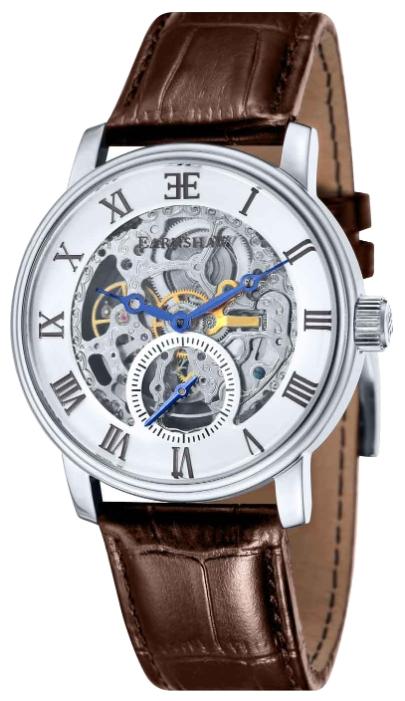 Thomas Earnshaw ES-8041-02 - мужские наручные часы из коллекции WestminsterThomas Earnshaw<br><br><br>Бренд: Thomas Earnshaw<br>Модель: Thomas Earnshaw ES-8041-02<br>Артикул: ES-8041-02<br>Вариант артикула: None<br>Коллекция: Westminster<br>Подколлекция: None<br>Страна: Великобритания<br>Пол: мужские<br>Тип механизма: механические<br>Механизм: None<br>Количество камней: None<br>Автоподзавод: None<br>Источник энергии: пружинный механизм<br>Срок службы элемента питания: None<br>Дисплей: стрелки<br>Цифры: римские<br>Водозащита: WR 50<br>Противоударные: None<br>Материал корпуса: нерж. сталь<br>Материал браслета: кожа<br>Материал безеля: None<br>Стекло: минеральное/сапфировое<br>Антибликовое покрытие: None<br>Цвет корпуса: None<br>Цвет браслета: None<br>Цвет циферблата: None<br>Цвет безеля: None<br>Размеры: 42 мм<br>Диаметр: None<br>Диаметр корпуса: None<br>Толщина: None<br>Ширина ремешка: None<br>Вес: None<br>Спорт-функции: None<br>Подсветка: None<br>Вставка: None<br>Отображение даты: None<br>Хронограф: None<br>Таймер: None<br>Термометр: None<br>Хронометр: None<br>GPS: None<br>Радиосинхронизация: None<br>Барометр: None<br>Скелетон: да<br>Дополнительная информация: None<br>Дополнительные функции: None