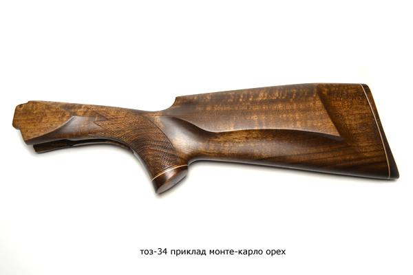 Приклад на тоз-34