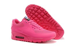 Кроссовки женские Nike Air Max 90 HyperFuse Independence Day Pink