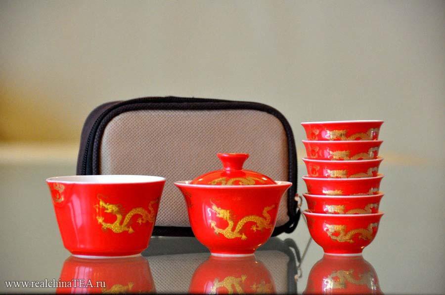 Миниатюрный набор для чайной церемонии