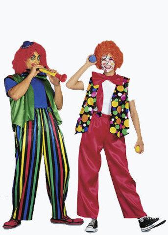 Как сшить костюм клоуна своими руками для ребенка - Rusakov.ru