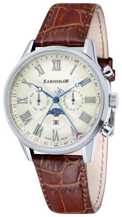 Thomas Earnshaw ES-0017-07 - мужские наручные часы из коллекции OfficerThomas Earnshaw<br><br><br>Бренд: Thomas Earnshaw<br>Модель: Thomas Earnshaw ES-0017-07<br>Артикул: ES-0017-07<br>Вариант артикула: None<br>Коллекция: Officer<br>Подколлекция: None<br>Страна: Великобритания<br>Пол: мужские<br>Тип механизма: кварцевые<br>Механизм: None<br>Количество камней: None<br>Автоподзавод: None<br>Источник энергии: от батарейки<br>Срок службы элемента питания: None<br>Дисплей: стрелки<br>Цифры: римские<br>Водозащита: WR 50<br>Противоударные: None<br>Материал корпуса: нерж. сталь<br>Материал браслета: кожа<br>Материал безеля: None<br>Стекло: минеральное<br>Антибликовое покрытие: None<br>Цвет корпуса: None<br>Цвет браслета: None<br>Цвет циферблата: None<br>Цвет безеля: None<br>Размеры: 41 мм<br>Диаметр: None<br>Диаметр корпуса: None<br>Толщина: None<br>Ширина ремешка: None<br>Вес: None<br>Спорт-функции: None<br>Подсветка: стрелок<br>Вставка: None<br>Отображение даты: число, день недели<br>Хронограф: None<br>Таймер: None<br>Термометр: None<br>Хронометр: None<br>GPS: None<br>Радиосинхронизация: None<br>Барометр: None<br>Скелетон: None<br>Дополнительная информация: None<br>Дополнительные функции: указатель фаз луны