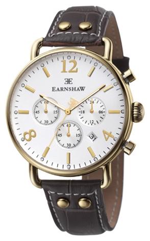 Thomas Earnshaw ES-8001-02 - мужские наручные часы из коллекции InvestigatorThomas Earnshaw<br><br><br>Бренд: Thomas Earnshaw<br>Модель: Thomas Earnshaw ES-8001-02<br>Артикул: ES-8001-02<br>Вариант артикула: None<br>Коллекция: Investigator<br>Подколлекция: None<br>Страна: Великобритания<br>Пол: мужские<br>Тип механизма: кварцевые<br>Механизм: None<br>Количество камней: None<br>Автоподзавод: None<br>Источник энергии: от батарейки<br>Срок службы элемента питания: None<br>Дисплей: стрелки<br>Цифры: арабские<br>Водозащита: WR 50<br>Противоударные: None<br>Материал корпуса: нерж. сталь, IP покрытие: позолота (полное)<br>Материал браслета: кожа<br>Материал безеля: None<br>Стекло: минеральное<br>Антибликовое покрытие: None<br>Цвет корпуса: None<br>Цвет браслета: None<br>Цвет циферблата: None<br>Цвет безеля: None<br>Размеры: 43 мм<br>Диаметр: None<br>Диаметр корпуса: None<br>Толщина: None<br>Ширина ремешка: None<br>Вес: None<br>Спорт-функции: секундомер<br>Подсветка: стрелок<br>Вставка: None<br>Отображение даты: число<br>Хронограф: есть<br>Таймер: None<br>Термометр: None<br>Хронометр: None<br>GPS: None<br>Радиосинхронизация: None<br>Барометр: None<br>Скелетон: None<br>Дополнительная информация: None<br>Дополнительные функции: None