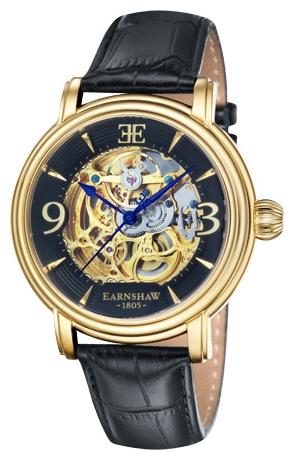 Thomas Earnshaw ES-8011-03 - мужские наручные часы из коллекции LongcaseThomas Earnshaw<br><br><br>Бренд: Thomas Earnshaw<br>Модель: Thomas Earnshaw ES-8011-03<br>Артикул: ES-8011-03<br>Вариант артикула: None<br>Коллекция: Longcase<br>Подколлекция: None<br>Страна: Великобритания<br>Пол: мужские<br>Тип механизма: механические<br>Механизм: None<br>Количество камней: None<br>Автоподзавод: None<br>Источник энергии: пружинный механизм<br>Срок службы элемента питания: None<br>Дисплей: стрелки<br>Цифры: арабские<br>Водозащита: WR 50<br>Противоударные: None<br>Материал корпуса: нерж. сталь, IP покрытие: позолота (полное)<br>Материал браслета: кожа<br>Материал безеля: None<br>Стекло: минеральное<br>Антибликовое покрытие: None<br>Цвет корпуса: None<br>Цвет браслета: None<br>Цвет циферблата: None<br>Цвет безеля: None<br>Размеры: 48 мм<br>Диаметр: None<br>Диаметр корпуса: None<br>Толщина: None<br>Ширина ремешка: None<br>Вес: None<br>Спорт-функции: None<br>Подсветка: None<br>Вставка: None<br>Отображение даты: None<br>Хронограф: None<br>Таймер: None<br>Термометр: None<br>Хронометр: None<br>GPS: None<br>Радиосинхронизация: None<br>Барометр: None<br>Скелетон: да<br>Дополнительная информация: None<br>Дополнительные функции: None