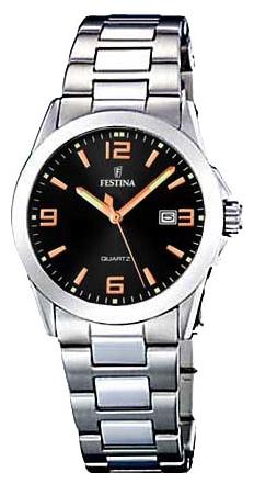 Festina F16376.6 - мужские наручные часы из коллекции ClassicFestina<br><br><br>Бренд: Festina<br>Модель: Festina F16376/6<br>Артикул: F16376.6<br>Вариант артикула: None<br>Коллекция: Classic<br>Подколлекция: None<br>Страна: Испания<br>Пол: мужские<br>Тип механизма: кварцевые<br>Механизм: None<br>Количество камней: None<br>Автоподзавод: None<br>Источник энергии: от батарейки<br>Срок службы элемента питания: None<br>Дисплей: стрелки<br>Цифры: арабские<br>Водозащита: WR 50<br>Противоударные: None<br>Материал корпуса: нерж. сталь<br>Материал браслета: не указан<br>Материал безеля: None<br>Стекло: минеральное<br>Антибликовое покрытие: None<br>Цвет корпуса: None<br>Цвет браслета: None<br>Цвет циферблата: None<br>Цвет безеля: None<br>Размеры: None<br>Диаметр: None<br>Диаметр корпуса: None<br>Толщина: None<br>Ширина ремешка: None<br>Вес: None<br>Спорт-функции: None<br>Подсветка: стрелок<br>Вставка: None<br>Отображение даты: число<br>Хронограф: None<br>Таймер: None<br>Термометр: None<br>Хронометр: None<br>GPS: None<br>Радиосинхронизация: None<br>Барометр: None<br>Скелетон: None<br>Дополнительная информация: None<br>Дополнительные функции: None
