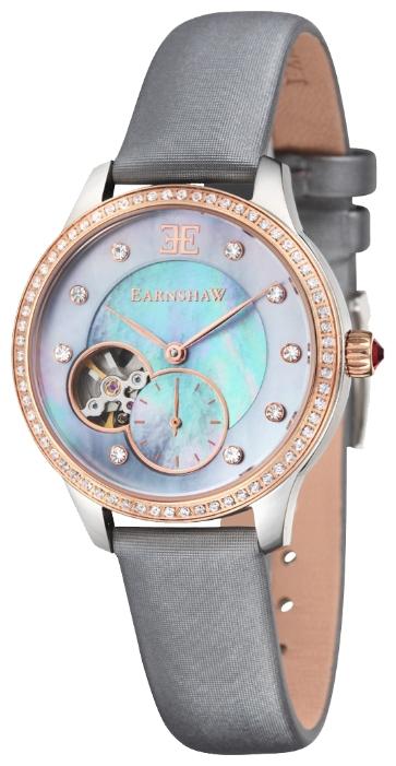 Thomas Earnshaw ES-8029-05 - женские наручные часы из коллекции Lady AustralisThomas Earnshaw<br><br><br>Бренд: Thomas Earnshaw<br>Модель: Thomas Earnshaw ES-8029-05<br>Артикул: ES-8029-05<br>Вариант артикула: None<br>Коллекция: Lady Australis<br>Подколлекция: None<br>Страна: Великобритания<br>Пол: женские<br>Тип механизма: механические<br>Механизм: None<br>Количество камней: None<br>Автоподзавод: None<br>Источник энергии: пружинный механизм<br>Срок службы элемента питания: None<br>Дисплей: стрелки<br>Цифры: отсутствуют<br>Водозащита: WR 50<br>Противоударные: None<br>Материал корпуса: нерж. сталь, IP покрытие (частичное)<br>Материал браслета: текстиль + кожа<br>Материал безеля: None<br>Стекло: минеральное<br>Антибликовое покрытие: None<br>Цвет корпуса: None<br>Цвет браслета: None<br>Цвет циферблата: None<br>Цвет безеля: None<br>Размеры: 36 мм<br>Диаметр: None<br>Диаметр корпуса: None<br>Толщина: None<br>Ширина ремешка: None<br>Вес: None<br>Спорт-функции: None<br>Подсветка: None<br>Вставка: кристаллы Swarovski<br>Отображение даты: None<br>Хронограф: None<br>Таймер: None<br>Термометр: None<br>Хронометр: None<br>GPS: None<br>Радиосинхронизация: None<br>Барометр: None<br>Скелетон: да<br>Дополнительная информация: None<br>Дополнительные функции: None