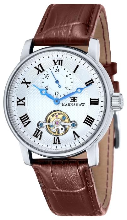 Thomas Earnshaw ES-8042-02 - мужские наручные часы из коллекции WestminsterThomas Earnshaw<br><br><br>Бренд: Thomas Earnshaw<br>Модель: Thomas Earnshaw ES-8042-02<br>Артикул: ES-8042-02<br>Вариант артикула: None<br>Коллекция: Westminster<br>Подколлекция: None<br>Страна: Великобритания<br>Пол: мужские<br>Тип механизма: механические<br>Механизм: None<br>Количество камней: None<br>Автоподзавод: None<br>Источник энергии: пружинный механизм<br>Срок службы элемента питания: None<br>Дисплей: стрелки<br>Цифры: римские<br>Водозащита: WR 50<br>Противоударные: None<br>Материал корпуса: нерж. сталь<br>Материал браслета: кожа<br>Материал безеля: None<br>Стекло: минеральное<br>Антибликовое покрытие: None<br>Цвет корпуса: None<br>Цвет браслета: None<br>Цвет циферблата: None<br>Цвет безеля: None<br>Размеры: 41 мм<br>Диаметр: None<br>Диаметр корпуса: None<br>Толщина: None<br>Ширина ремешка: None<br>Вес: None<br>Спорт-функции: None<br>Подсветка: None<br>Вставка: None<br>Отображение даты: None<br>Хронограф: None<br>Таймер: None<br>Термометр: None<br>Хронометр: None<br>GPS: None<br>Радиосинхронизация: None<br>Барометр: None<br>Скелетон: да<br>Дополнительная информация: None<br>Дополнительные функции: None