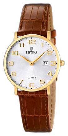 Festina F16479.2 - мужские наручные часы из коллекции ClassicFestina<br><br><br>Бренд: Festina<br>Модель: Festina F16479/2<br>Артикул: F16479.2<br>Вариант артикула: None<br>Коллекция: Classic<br>Подколлекция: None<br>Страна: Испания<br>Пол: мужские<br>Тип механизма: кварцевые<br>Механизм: None<br>Количество камней: None<br>Автоподзавод: None<br>Источник энергии: от батарейки<br>Срок службы элемента питания: None<br>Дисплей: стрелки<br>Цифры: арабские<br>Водозащита: WR 30<br>Противоударные: None<br>Материал корпуса: нерж. сталь, покрытие: позолота<br>Материал браслета: кожа<br>Материал безеля: None<br>Стекло: минеральное<br>Антибликовое покрытие: None<br>Цвет корпуса: None<br>Цвет браслета: None<br>Цвет циферблата: None<br>Цвет безеля: None<br>Размеры: None<br>Диаметр: None<br>Диаметр корпуса: None<br>Толщина: None<br>Ширина ремешка: None<br>Вес: None<br>Спорт-функции: None<br>Подсветка: None<br>Вставка: None<br>Отображение даты: число<br>Хронограф: None<br>Таймер: None<br>Термометр: None<br>Хронометр: None<br>GPS: None<br>Радиосинхронизация: None<br>Барометр: None<br>Скелетон: None<br>Дополнительная информация: None<br>Дополнительные функции: None
