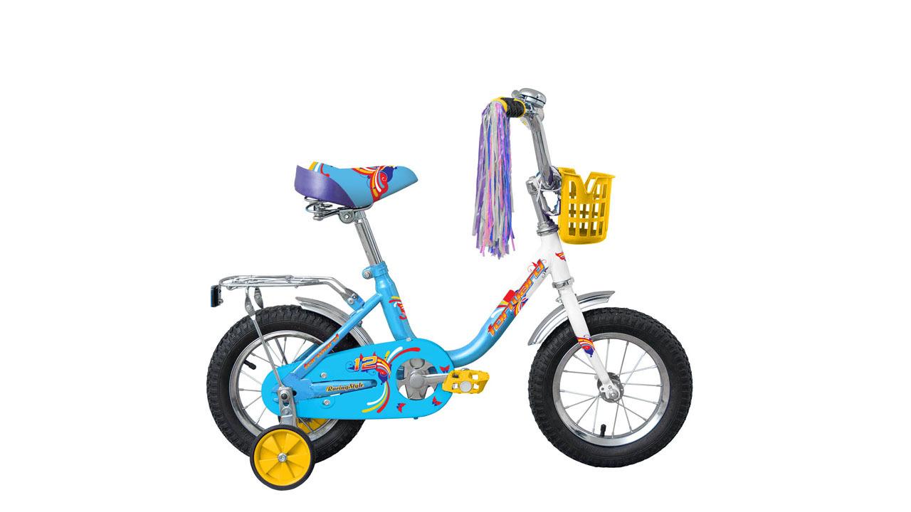 Forward Racing 12 Girl (2015)от 3 лет<br>Детский велосипед FORWARD RACING 12 GIRL (2015) создан для приятных и безопасных велопрогулок с вашим ребёнком. Данный велосипед является модификацией для девочек, о чём говорит прочная стальная рама с заниженной трубой, характерной для женских велосипедов, а также девчачья раскраска. Дополнительные колёса в сочетании с основными колёсами диаметром 12 дюймов позволят самым безопасным образом получить первый навык катания на велосипеде.<br>