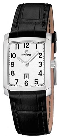 Festina F16513.4 - женские наручные часы из коллекции ClassicFestina<br><br><br>Бренд: Festina<br>Модель: Festina F16513/4<br>Артикул: F16513.4<br>Вариант артикула: None<br>Коллекция: Classic<br>Подколлекция: None<br>Страна: Испания<br>Пол: женские<br>Тип механизма: кварцевые<br>Механизм: None<br>Количество камней: None<br>Автоподзавод: None<br>Источник энергии: от батарейки<br>Срок службы элемента питания: None<br>Дисплей: стрелки<br>Цифры: арабские<br>Водозащита: WR 50<br>Противоударные: None<br>Материал корпуса: нерж. сталь<br>Материал браслета: кожа<br>Материал безеля: None<br>Стекло: минеральное<br>Антибликовое покрытие: None<br>Цвет корпуса: None<br>Цвет браслета: None<br>Цвет циферблата: None<br>Цвет безеля: None<br>Размеры: None<br>Диаметр: None<br>Диаметр корпуса: None<br>Толщина: None<br>Ширина ремешка: None<br>Вес: None<br>Спорт-функции: None<br>Подсветка: None<br>Вставка: None<br>Отображение даты: число<br>Хронограф: None<br>Таймер: None<br>Термометр: None<br>Хронометр: None<br>GPS: None<br>Радиосинхронизация: None<br>Барометр: None<br>Скелетон: None<br>Дополнительная информация: None<br>Дополнительные функции: None